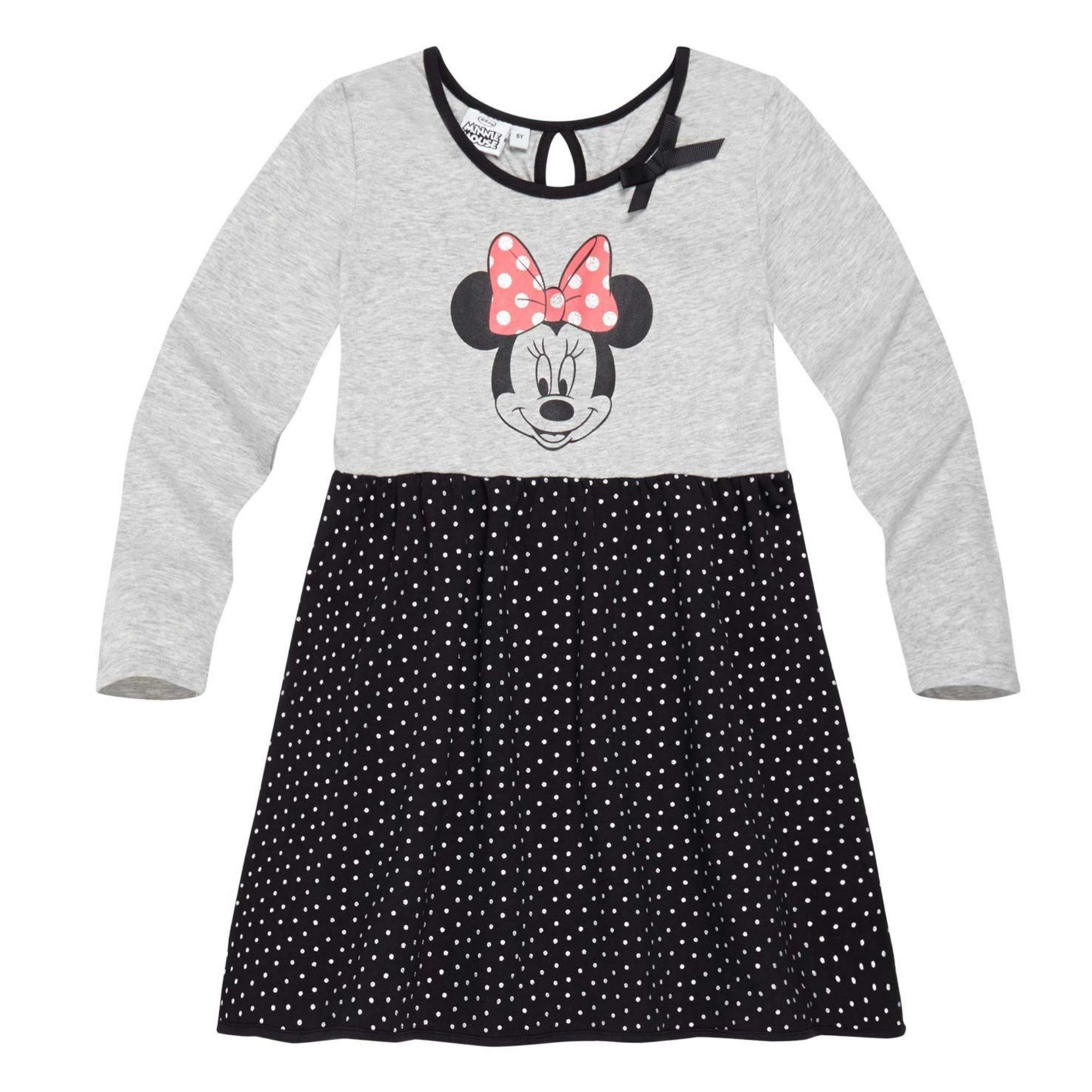 Disney Minnie Und Kindermode KleidLangarm Rainbowpalace Baby SzpjqULVMG