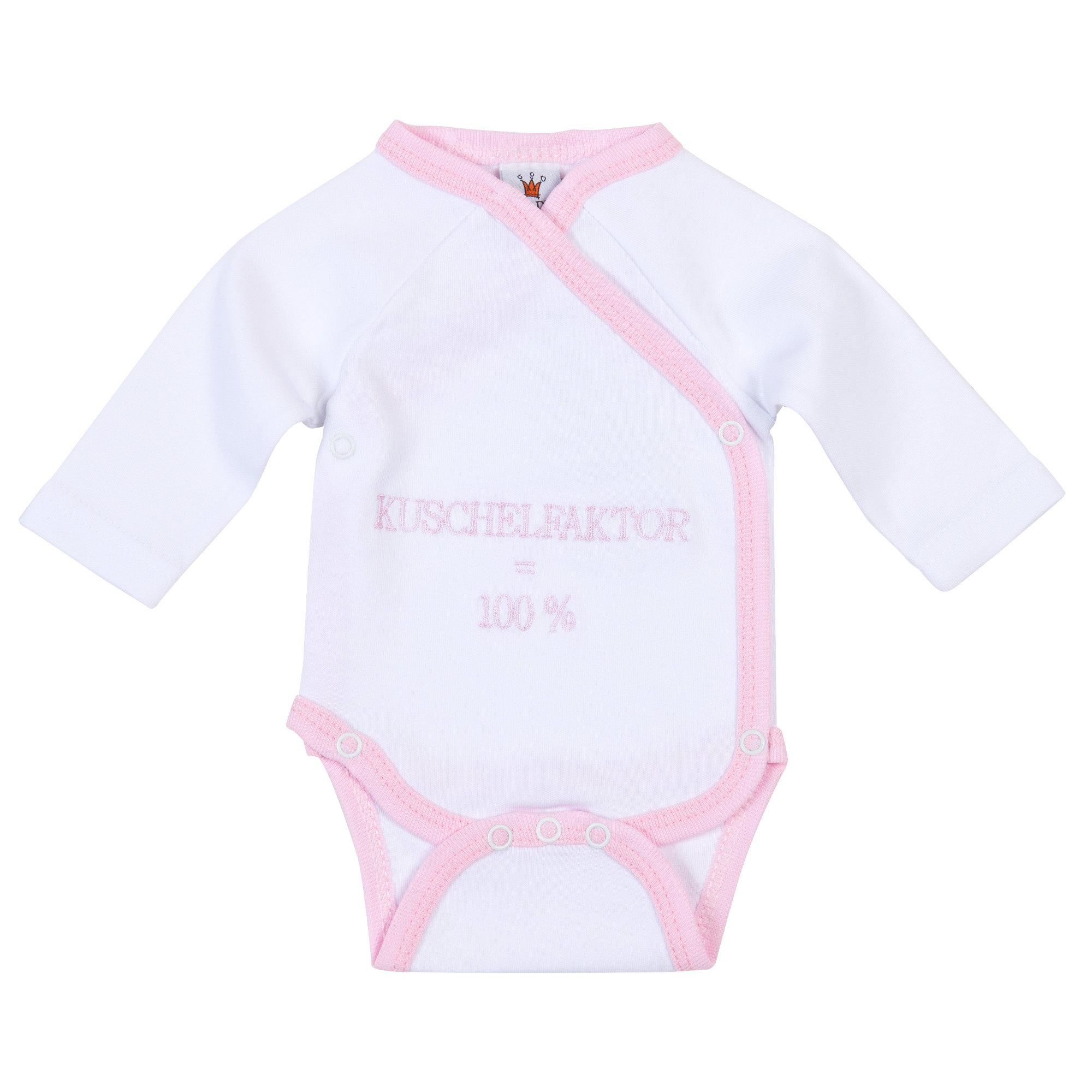 99a49b9a33320 Rainbowpalace Baby- und Kindermode - Milarda Baby Body Wickelbody ...